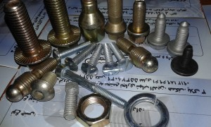 پیچ مهره کیمیاصنعت :   پیچ های ساختمانی
