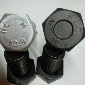 تولید پیچ شش گوش/پیچ فولادی/پیچ آهنی/تمام ونیم دنده pmks