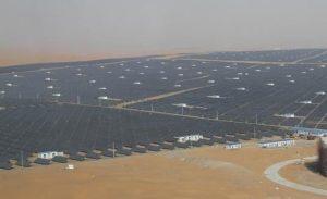 پیچ ومهره  ششمین نیروگاه بزرگ خورشیدی