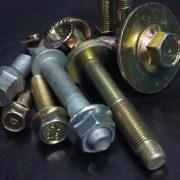 انواع پیچ و مهره صنعتی