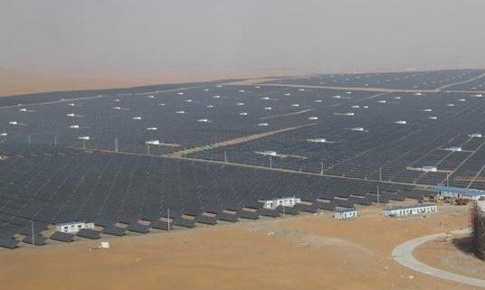 تولیدکننده پیچ نیروگاه خورشیدی
